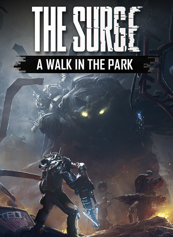 The Surge: A Walk in the Park DLC [Online Game Code] (Middle Earth Shadow Of War Pc Dlc)