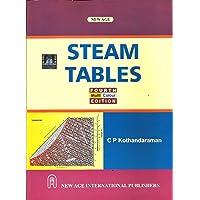Steam Tables (Multi Colour Edition)