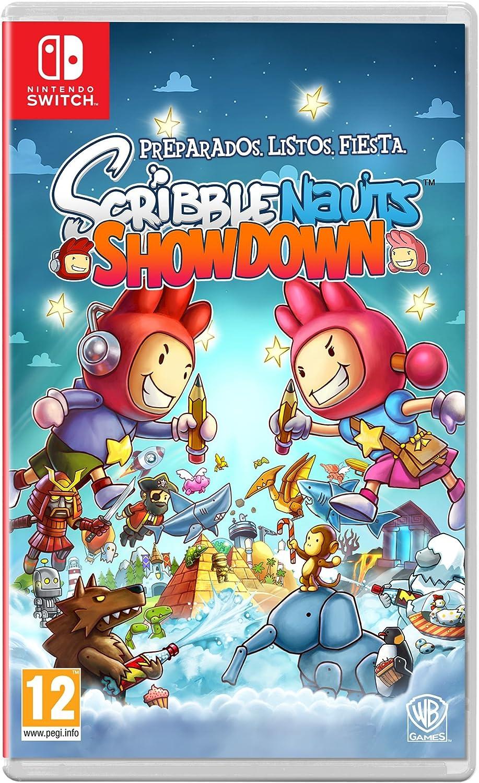 Scribblenauts Showdown: Amazon.es: Videojuegos