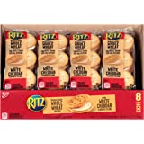 Ritz Wheat Sandwich Cracker with White Cheddar, 8 Count