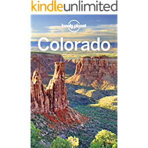 Lonely Planet Colorado (Travel Guide)