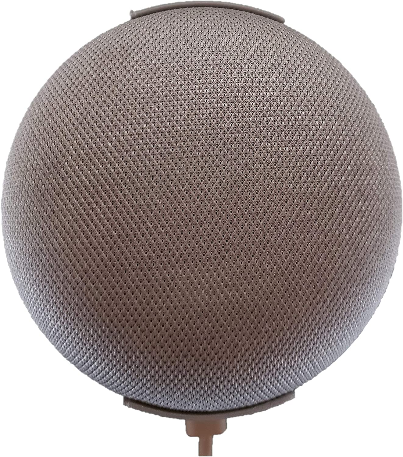 JR Decor Google Home/Nest Mini Wall or Ceiling Mount Support (Grey) with Double Sided Adhesive Included