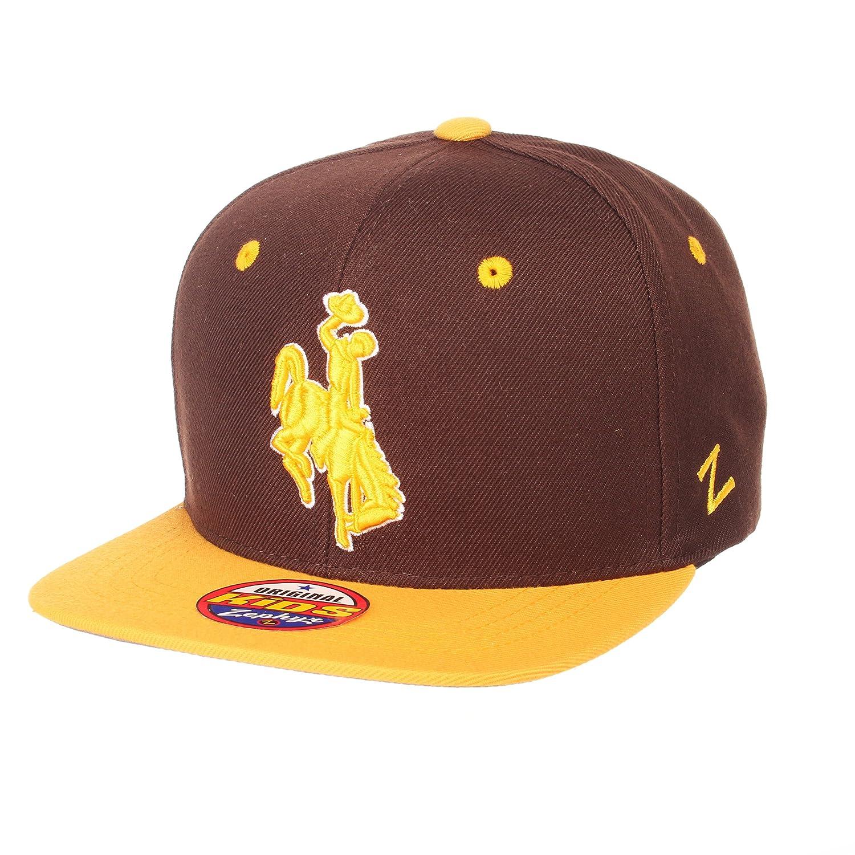 Zephyr University of Wyoming Cowboys Z11 Snapback Hat