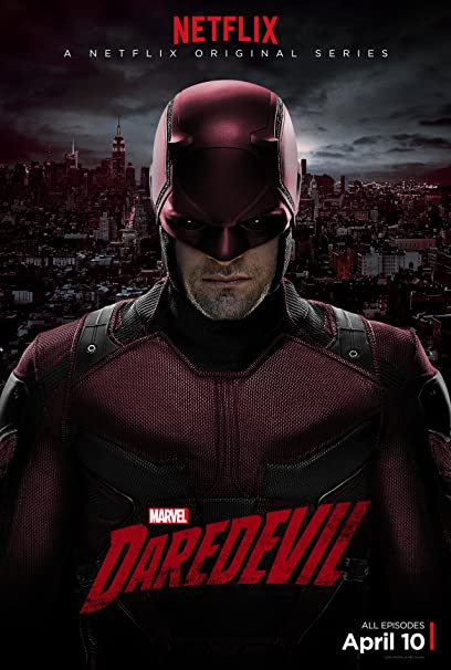Amazon Daredevil 2015 TV Series Poster Posters Prints
