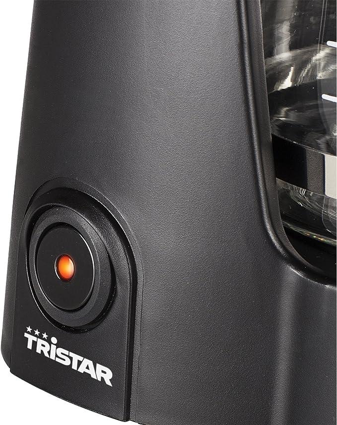 Tristar CM-1246 Cafetera, elemento antigoteo, 600 W, 0.6 litros ...