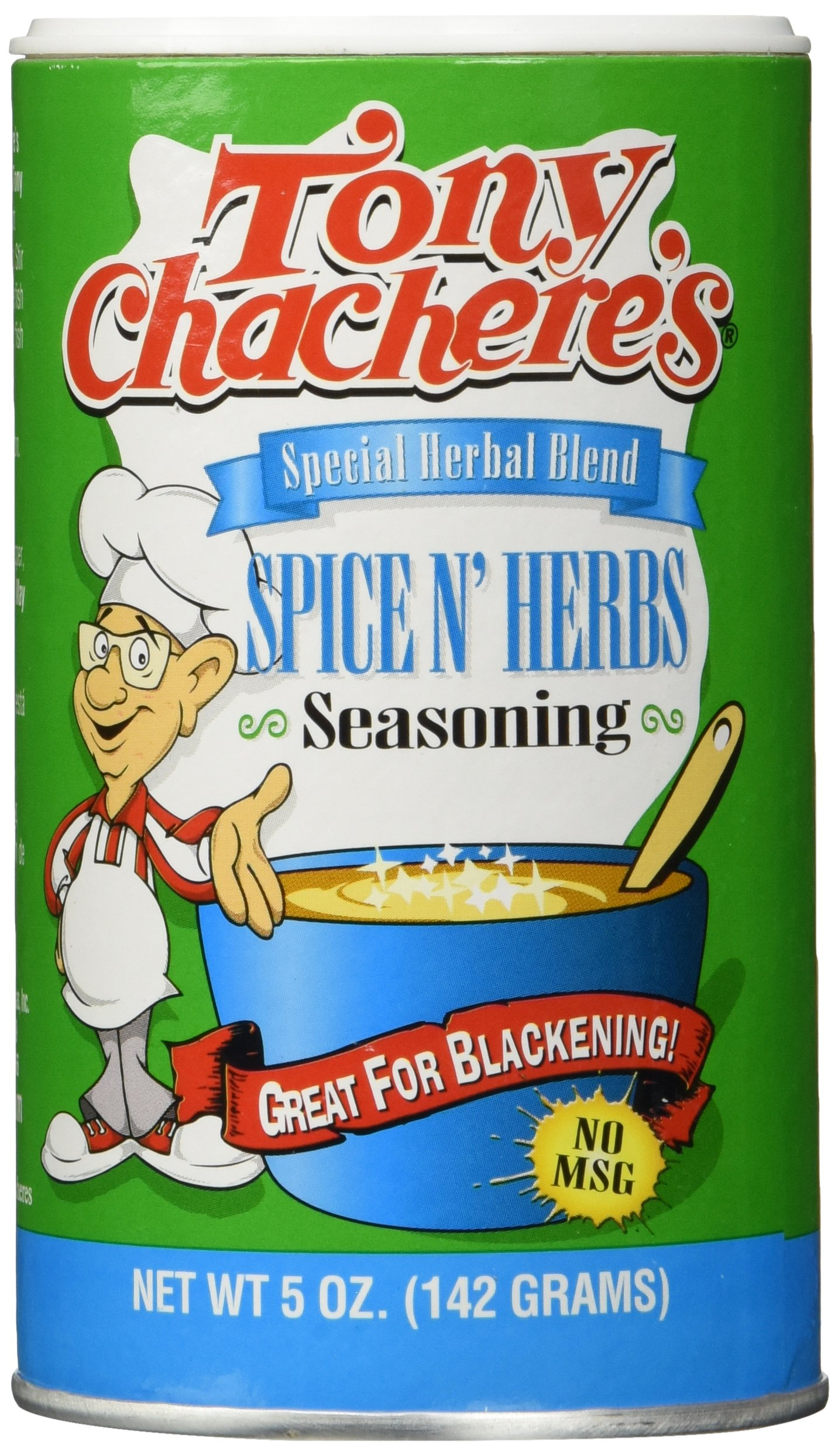 Tony Chachere's Special Herbal Blend Spice N' Herb Seasoning - 5 oz