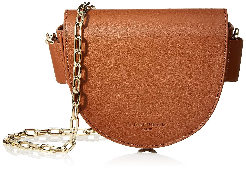 brown (Bourbon) Liebeskind Berlin Women's Mixedbsch Mixdwv CrossBody Bag