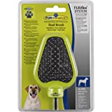 FURminator FURflex Dual Brush Head for Dogs