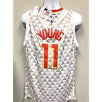 $199 » Trae Young Atlanta Hawks Signed Autograph Jersey White JSA Certified