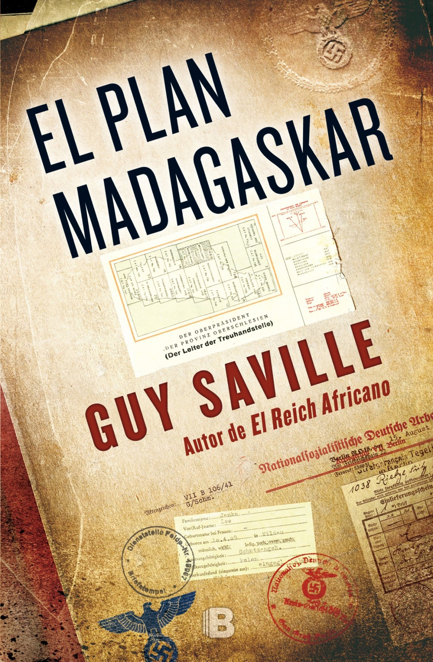 El plan Madagaskar (Spanish Edition): Guy Saville: 9788466660624: Amazon.com: Books
