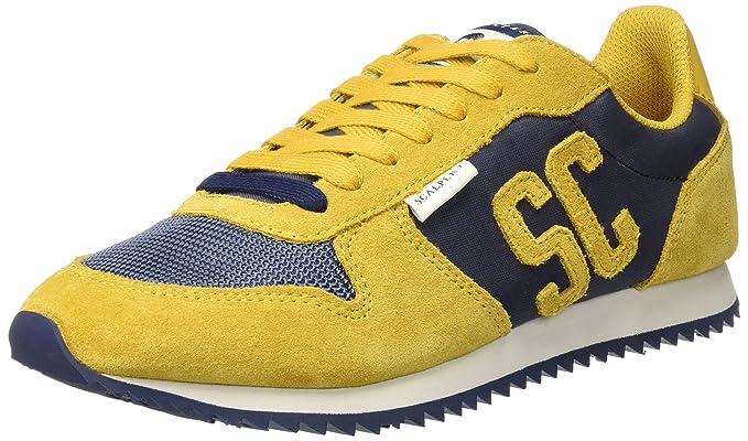 Scalpers SC Insignia 04:Yellow, Zapatos de Cordones para Hombre, 39: Amazon.es: Ropa y accesorios