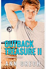 Outback Treasure II: A gay cowboy age-gap forced proximity romance (Pearce Station Duet Book 2) Kindle Edition