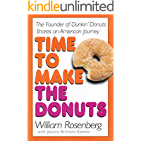Time to Make the Donuts (English Edition)