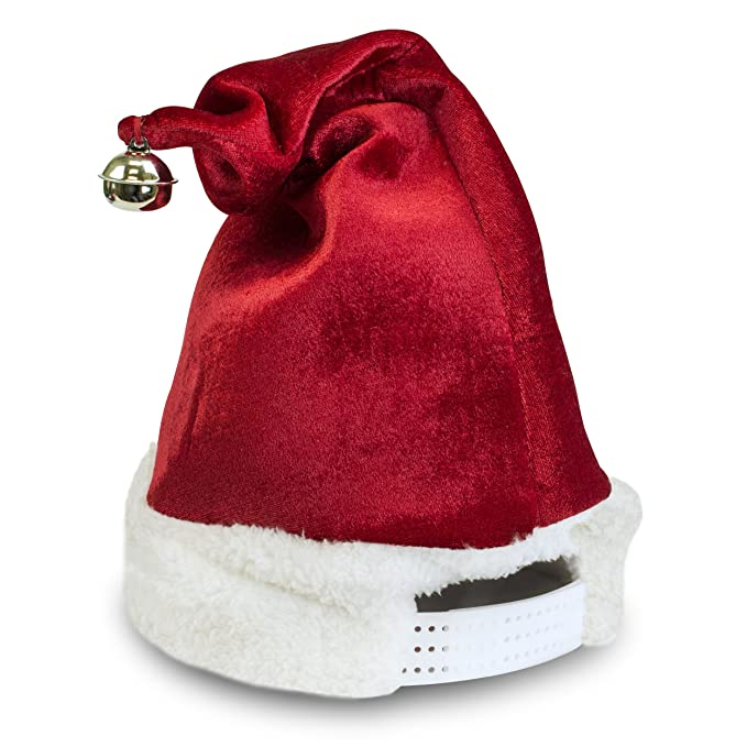 Amazon.com  Musical Animated Christmas Hat Plays