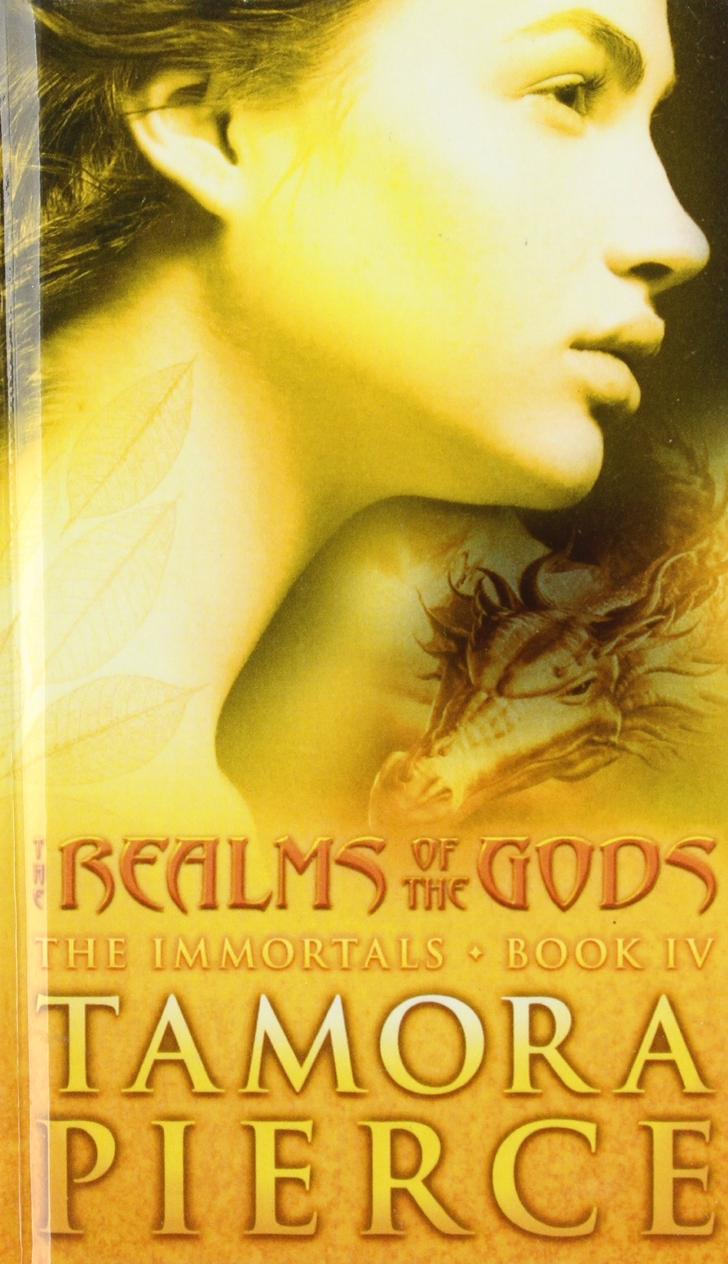 The Realms of the Gods (Immortals) PDF