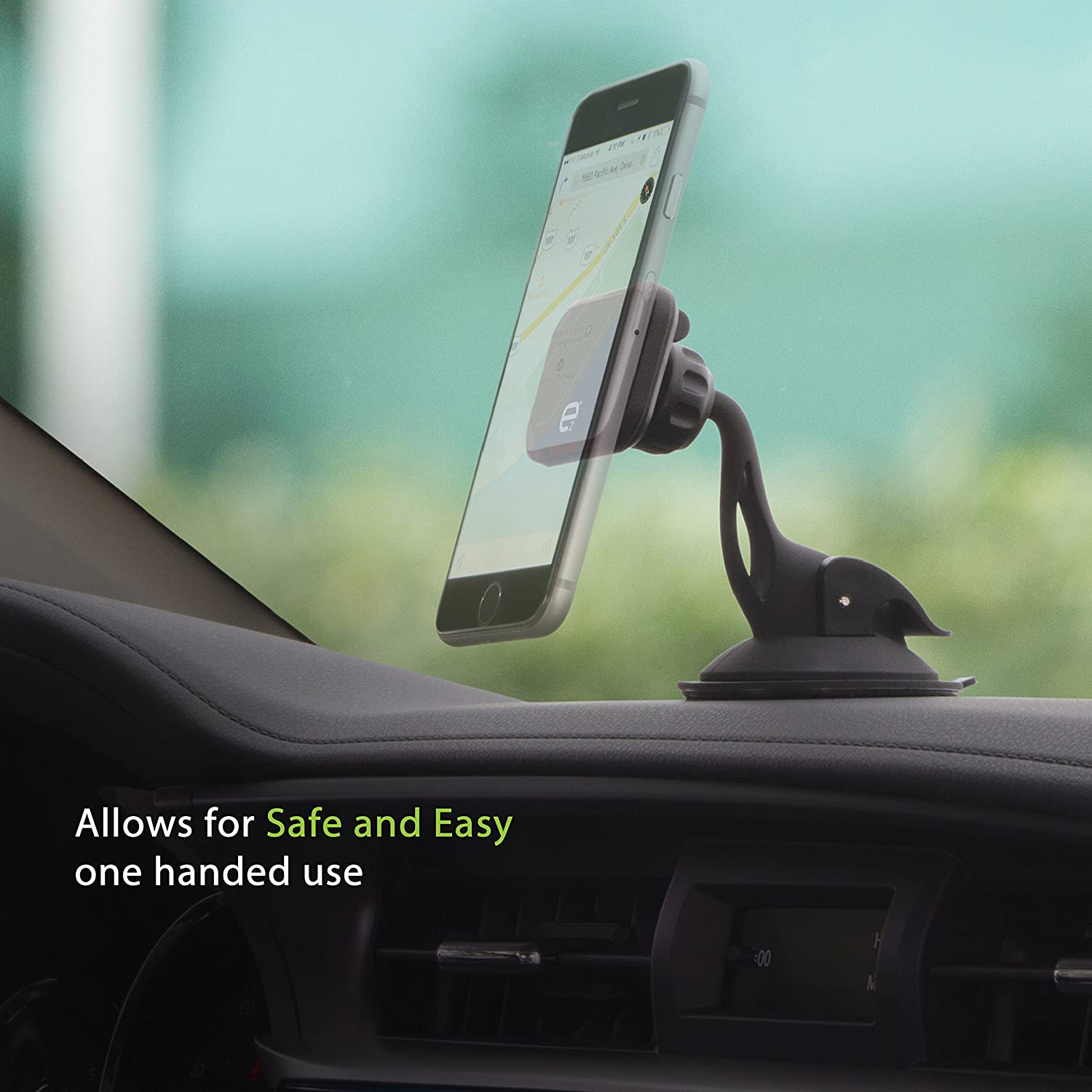 Home of Office SCOSCHE E2DM Magnetic Phone//GPS Mount for The Car