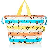Skater 斯凯达午餐包便当袋儿童便当饭盒袋便当午餐杂货郊游便携給食男孩女孩迪士尼公主 KB7