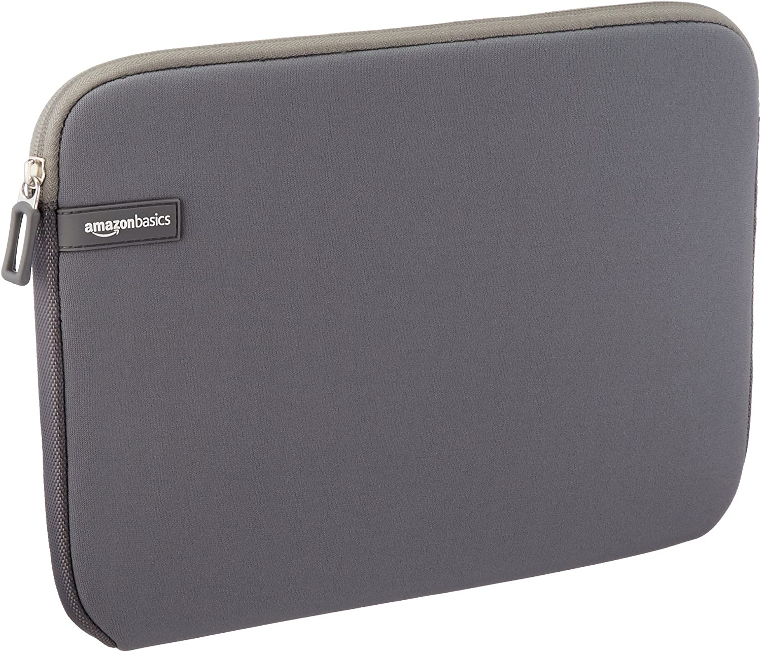 AmazonBasics 11.6-Inch Laptop Sleeve - Grey