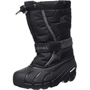 Sorel Youth Cub-k Snow Boot Traveling Kids' Clothing, Shoes & Accs