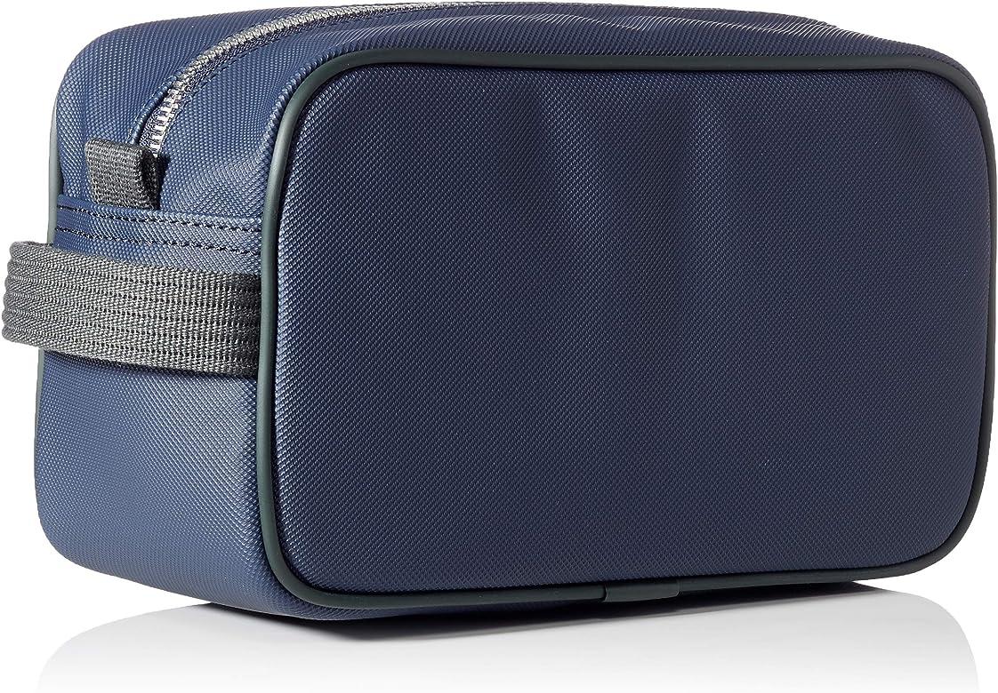 Lacoste - 1930s Original, Bolsos totes Hombre, Azul (Peacoat Scarab), 10x14.5x24.5 cm (W x H L): Amazon.es: Zapatos y complementos