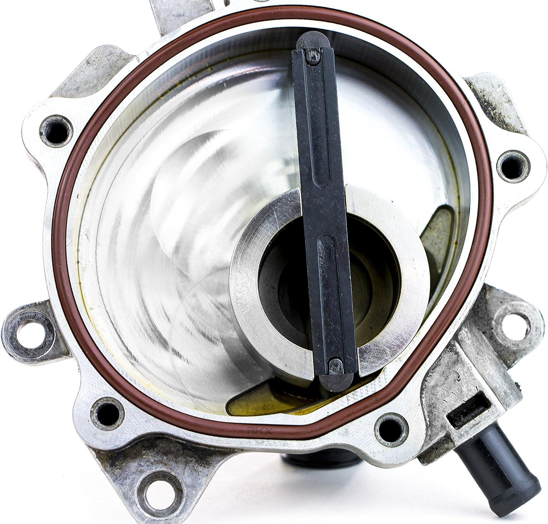 YYW Vacuum Pump Rebuild Kit Gasket Seal Fits Audi B8 S4 Q5 A6 Quattro 3.0L 3.2L