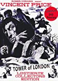 Tower of London - Uncut/Mediabook [Limited Collector's Edition] [3 DVDs] [Limited Edition]