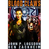 Blood Claws (New York Paranormal Police Department Book 1)