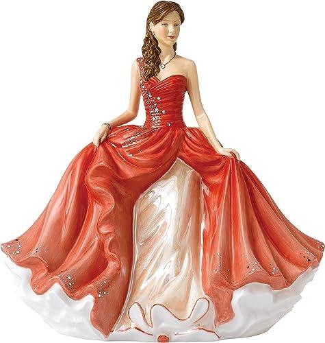 Royal Doulton Crystal Ball Summer Gala Figurine