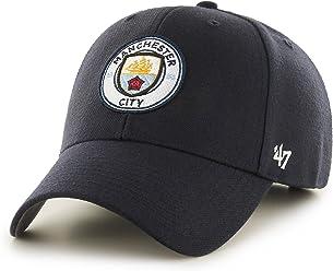 fba7be3363e 47 Manchester City FC MVP Cap – Cotton Blend Unisex Premier League Baseball  Cap Premium Quality