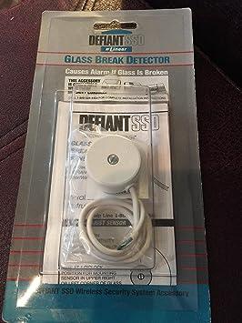 Nueva provocador SSD lineal cristal Break detector para casa sistema de seguridad sna00339: Amazon.es: Bricolaje y herramientas