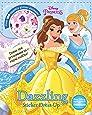 Disney Princess Dazzling Sticker Dress Up