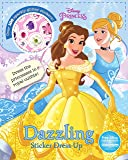 Disney Princess Dazzling Sticker Dress Up