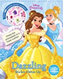 Disney Princess Dazzling Sticker Dress-Up