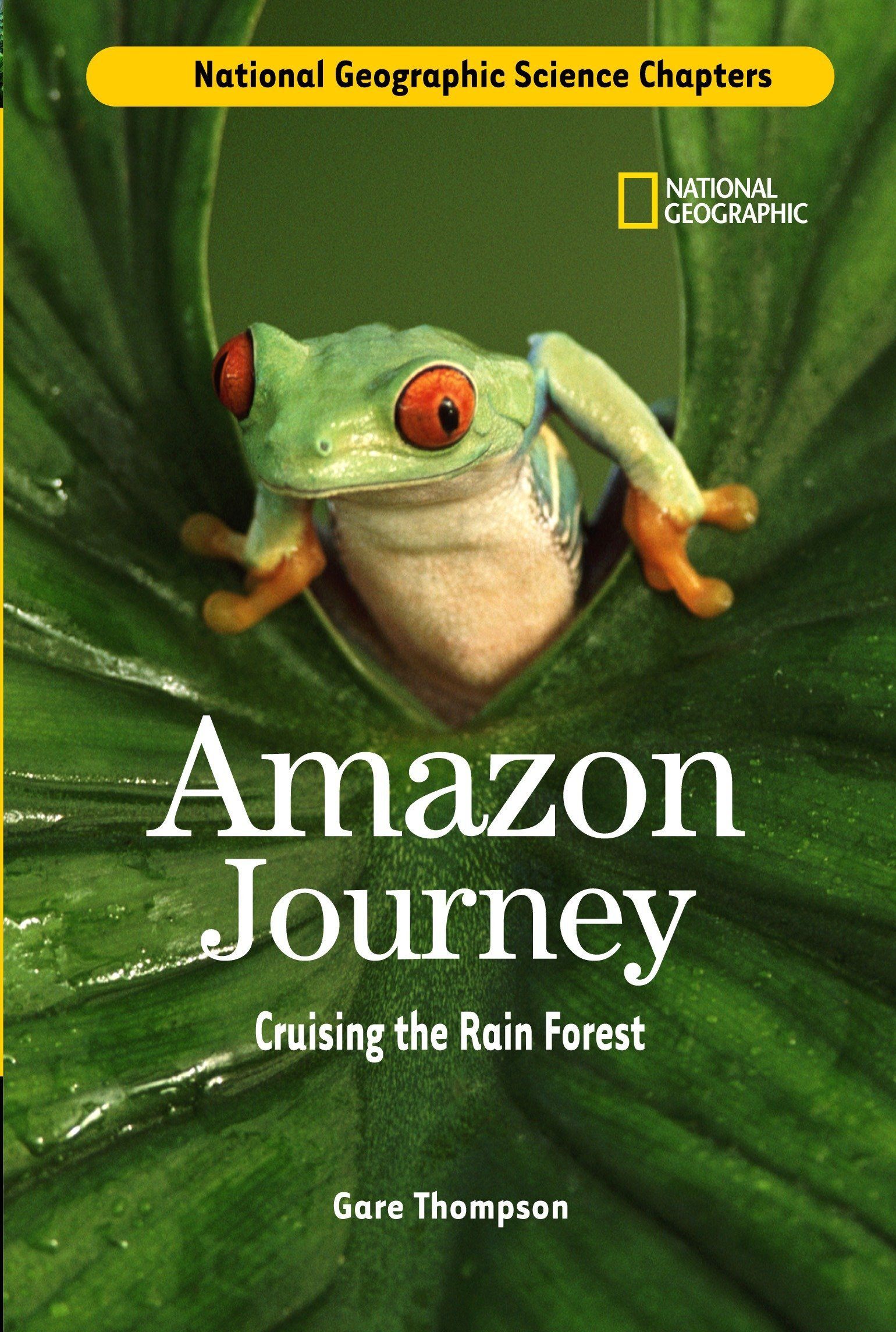 Read Online Science Chapters: Amazon Journey: Cruising the Rain Forest pdf