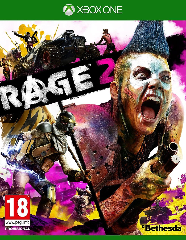 Rage 2 - Xbox One [Importación inglesa]: Amazon.es: Videojuegos