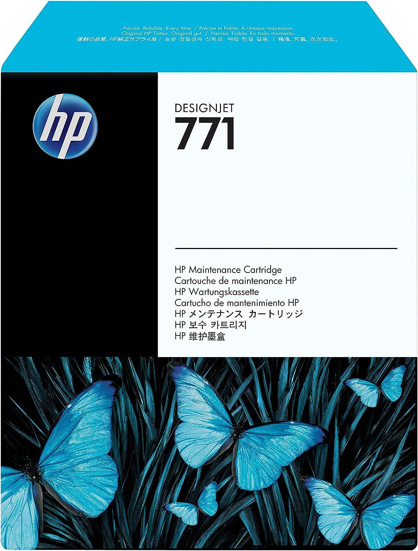 HP CH644A 771 - Cartucho de tinta Maintenance: Hp: Amazon.es ...
