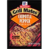 McCormick Grill Mates Chipotle Pepper Marinade, 1.13 oz