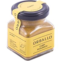 Orballo-Curry ecológico-50g