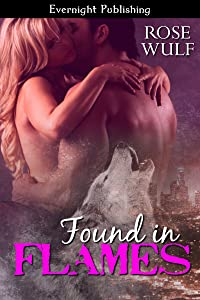 Found in Flames (Night Shadows Book 2)