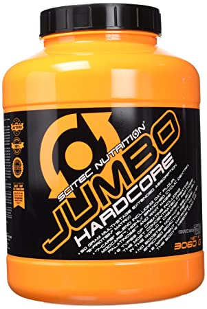 Scitec Nutrition Jumbo Hardcore Ganador Chocolate Blanco Crocante ...