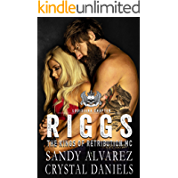 Riggs (The Kings of Retribution MC, Louisiana Chapter Book 1) (English Edition)