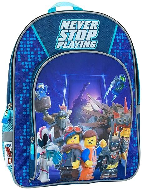 71dd20d86 Lego Movie 2 Zaino per bambini: Amazon.it: Abbigliamento