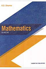 Mathematics for Class 11 by R D Sharma (2019-2020 Session) Paperback
