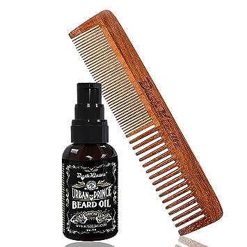 Amazon.com: Urban Prince Beard Oil Conditioner and 2Klawz Hair ...