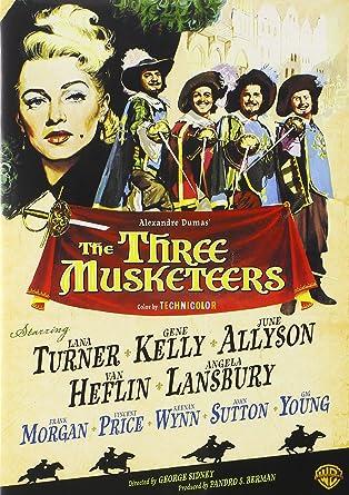 Three musketeers erotic streaming movie