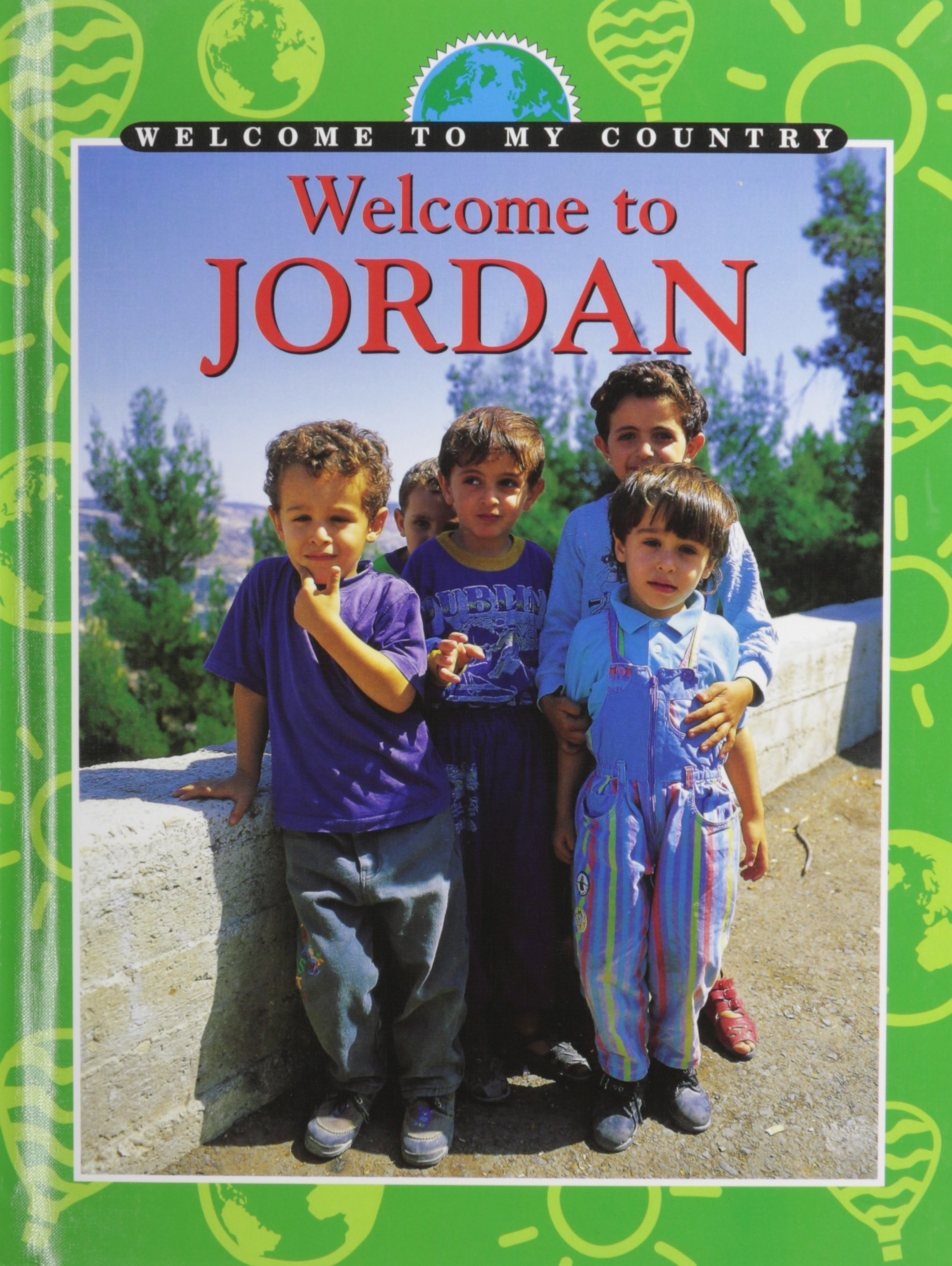 Read Online Welcome to Jordan (Welcome to My Country) pdf