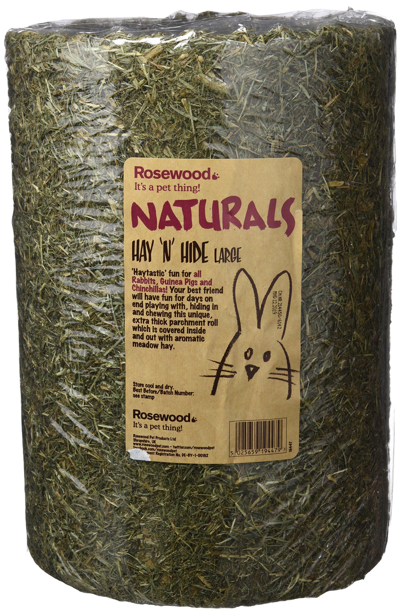 Naturals Hay 'n' Hide Lge
