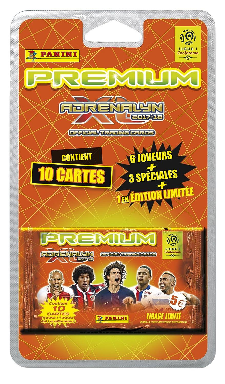 Panini Francia sa 2320 - 045 Foot Adrenalyn Blister 10 Tarjetas Premium: Amazon.es: Juguetes y juegos