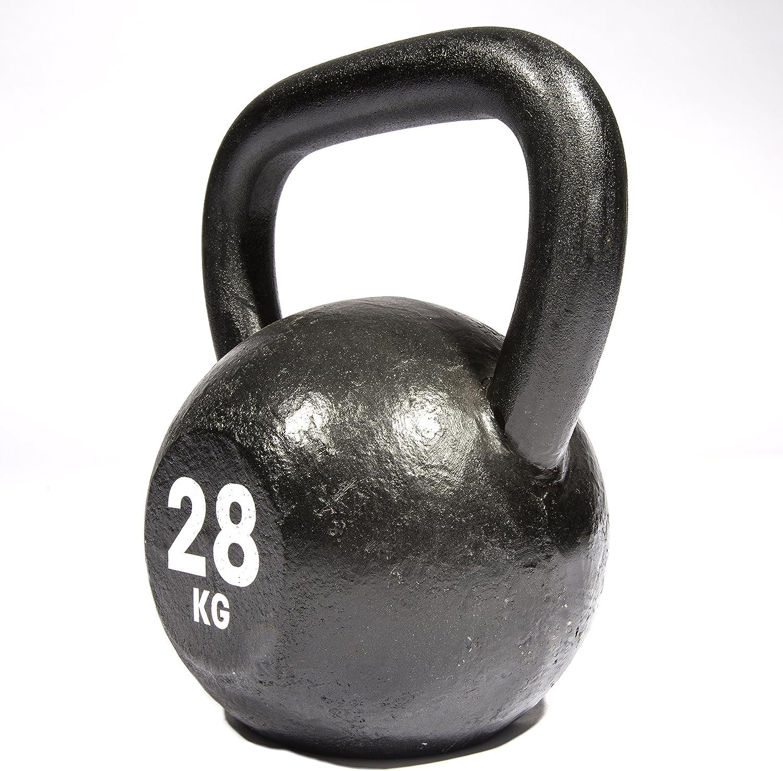 Unisex Reebok RSWT-12316 Kettlebell 16 kg Negro