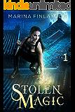 Stolen Magic (Shadows of the Immortals Book 1) (English Edition)